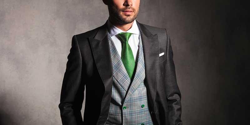 مدل کراوات مردانه سبز