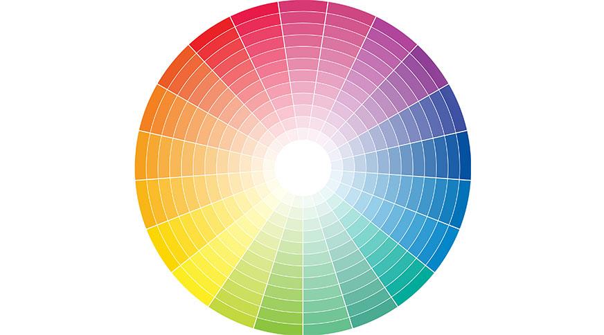 ترکیب رنگ ها در تیپ و استایل