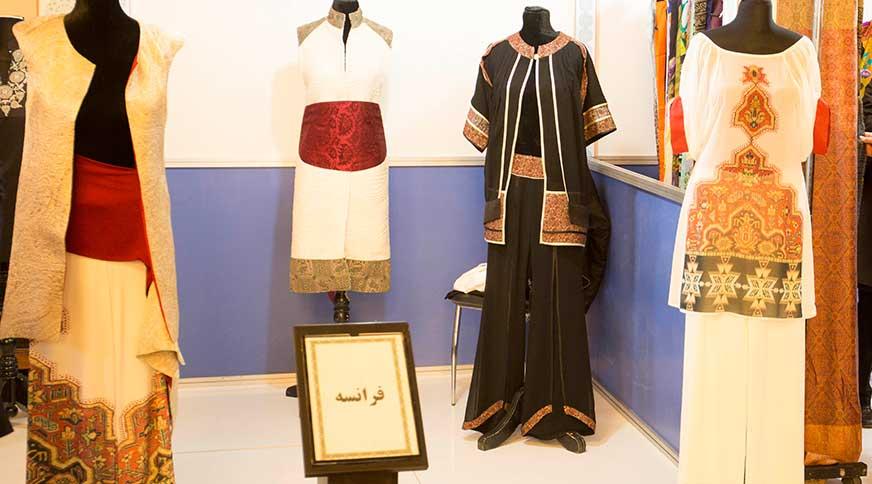 بخش بین المللی جشنواره مد و لباس فجر ششمین دوره
