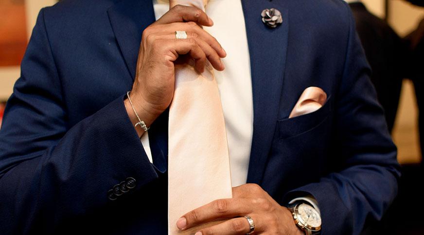 انواع مدل کراوات ابریشم مردانه