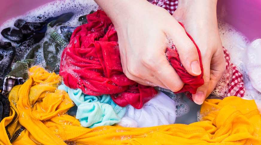 راهنمای شستشوی لباس و انواع پارچه