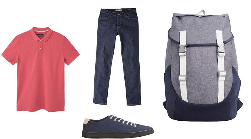 لباس مردانه روزمره مانگو