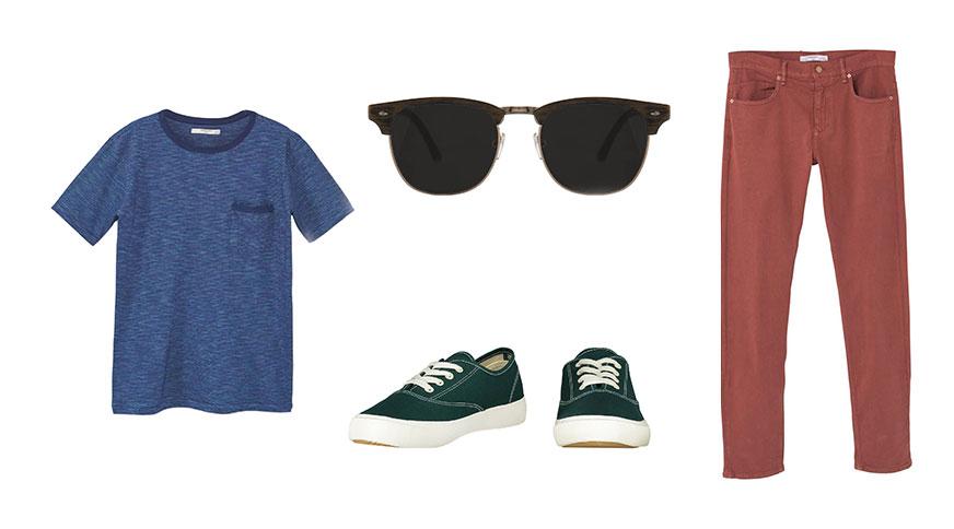 ست لباس مردانه مانگو دیجی استایل
