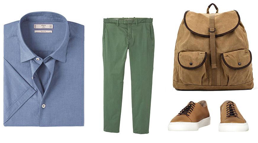 خرید اینترنتی لباس مردانه مانگو