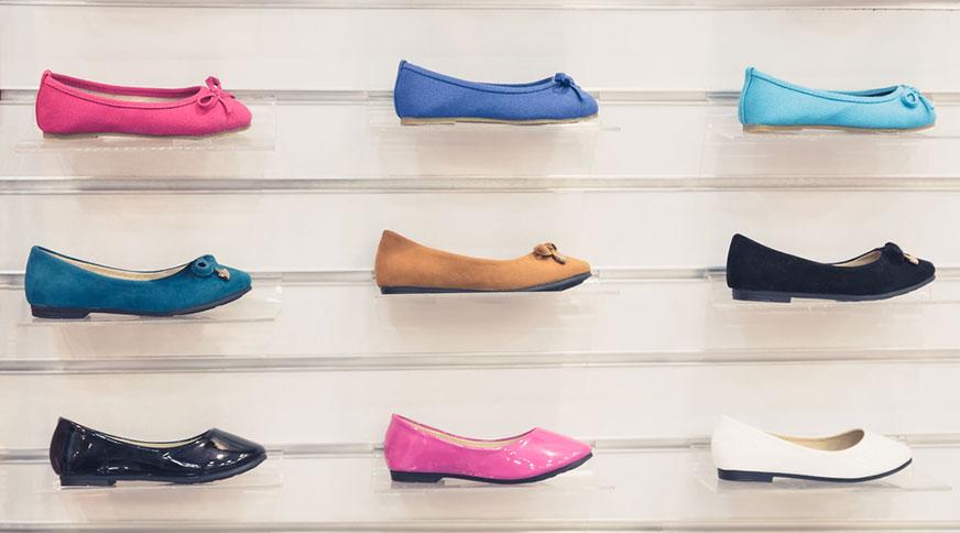 مدل کفش عروسکی دخترانه جدید