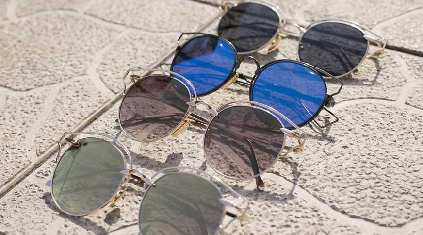 مدل عینک آفتابی مردانه 2017
