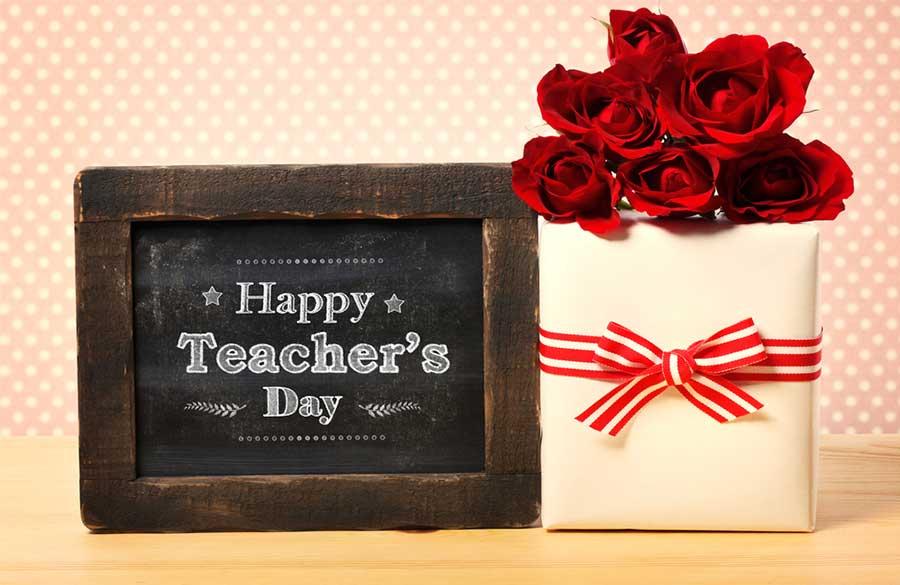 تبریک روز معلم خلاقانه