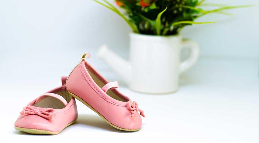 مدل كفش عروسكي دخترانه
