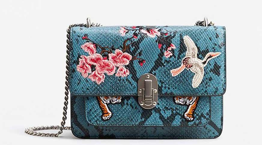 کیف دوشی زنانه مانگو