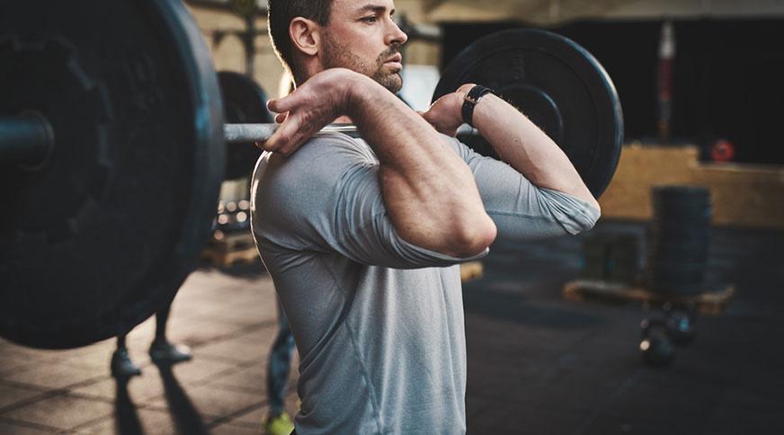 خرید تی شرت ورزشی مردانه