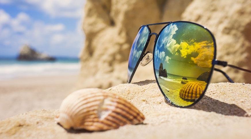 مدل عینک آفتابی جدید مردانه