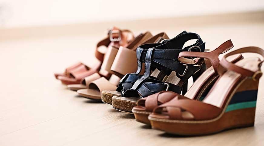 مدل کفش زنانه لژدار