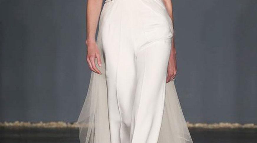 Bride trousers - مدل لباس عروس های امسال را بشناسید