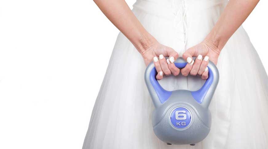 bride exercise - عروس ، بایدها و نبایدهای قبل از جشن