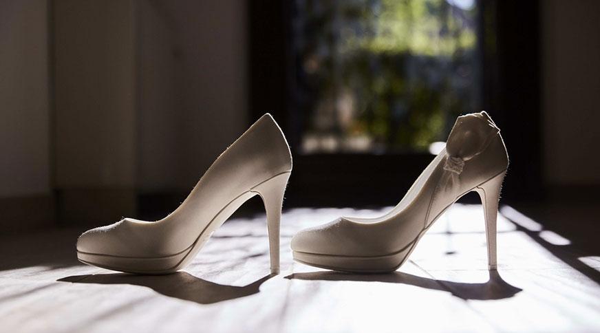 fashion bride shoes - انتخاب مدل کفش عروس