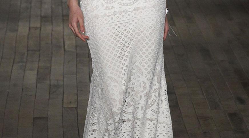 lace - مدل لباس عروس های امسال را بشناسید
