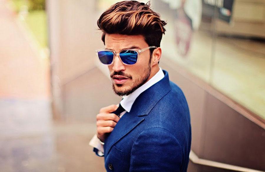 مدل موی مردانه برای انواع فرم صورت