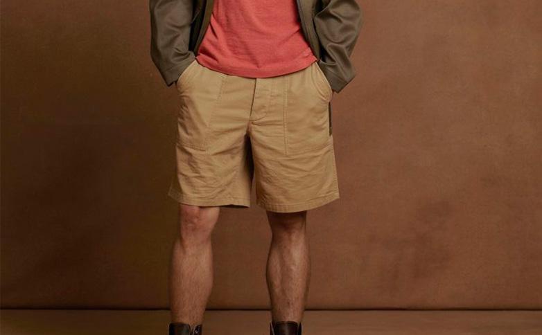 مدل شلوارک مردانه