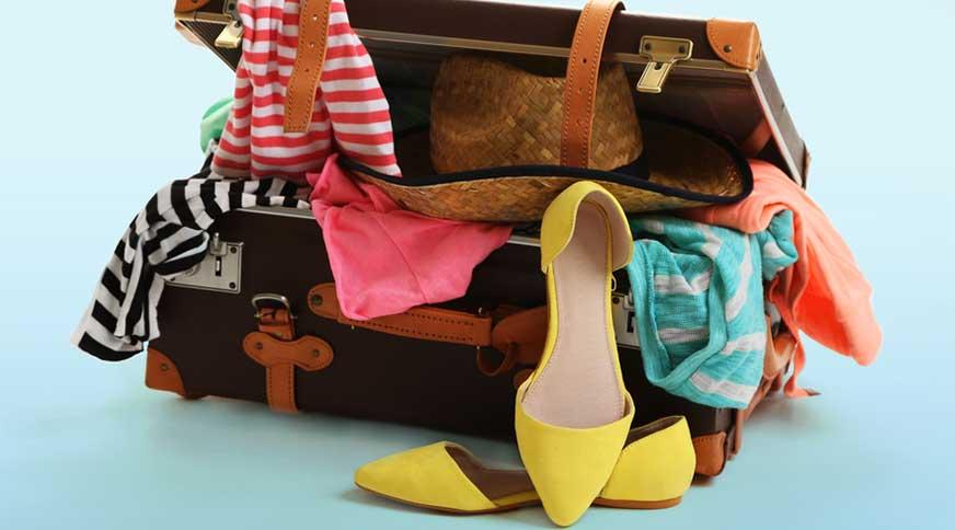 packing honey moon suit - عروس ، بایدها و نبایدهای قبل از جشن