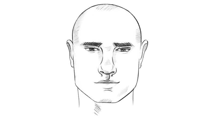مدل موی مردانه مناسب برای صورت مربعی