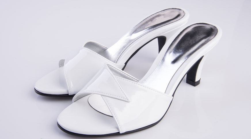 white bride sandals - انتخاب مدل کفش عروس