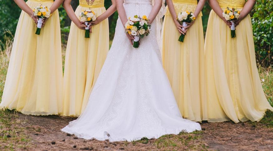 مدل لباس جدید ساقدوش عروس