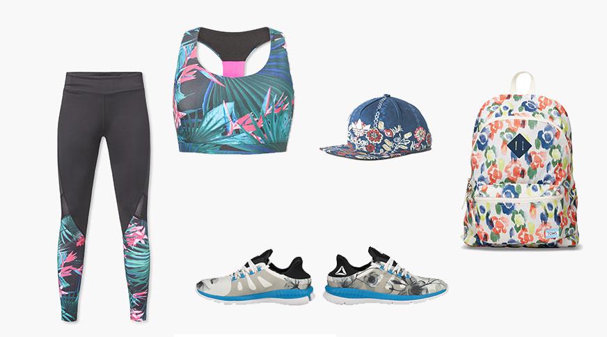 ست لباس ورزشی زنانه مد 2017