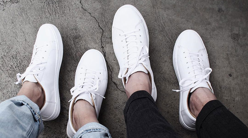 مدل کفش کتانی مردانه