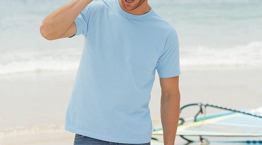 مدل تی شرت آستین کوتاه مردانه