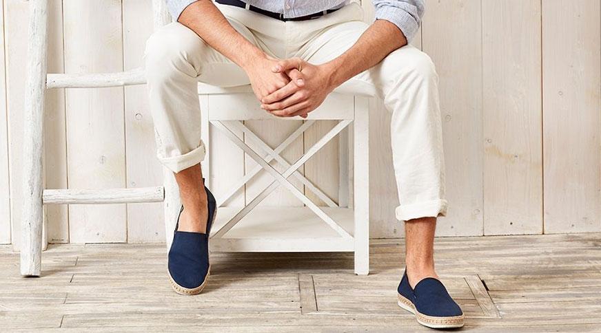مدل کفش کتانی مردانه جی اوکس