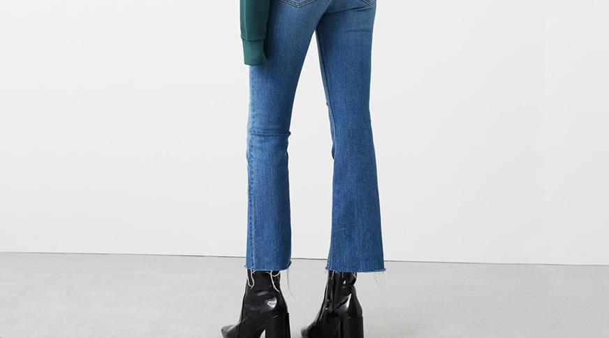مدل شلوار جین زنانه جدید