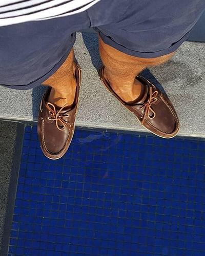 کفش کالج مردانه تیمبرلند