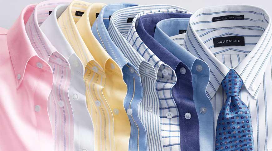انواع رنگ لباس