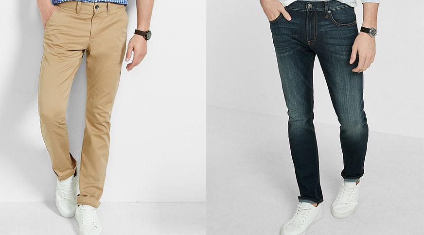 خرید اینترنتی شلوار جین مردانه دیجی استایل