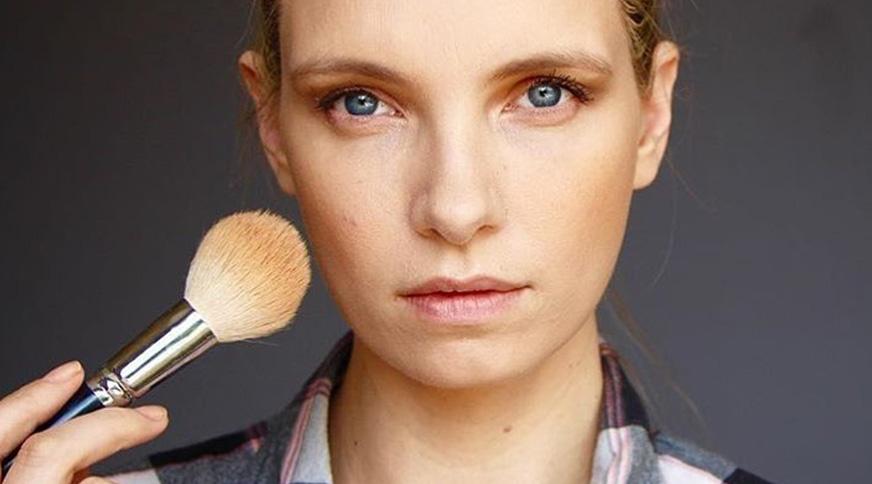 چگونه بدون آرایش زیبا باشیم