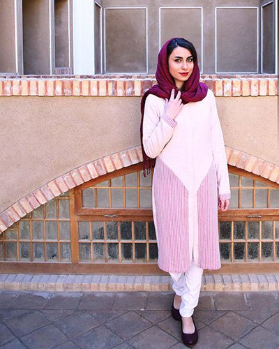 پوشاک الیاف طبیعی تن درست زنانه