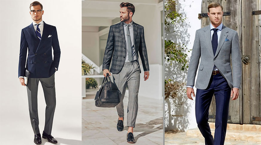 کت تک مردانه شلوار مردانه