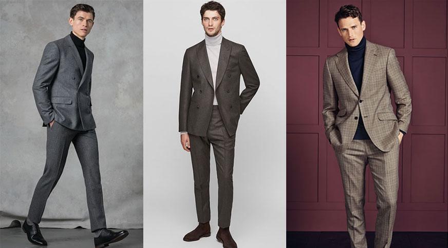 خرید اینترنتی کت و شلوار مردانه