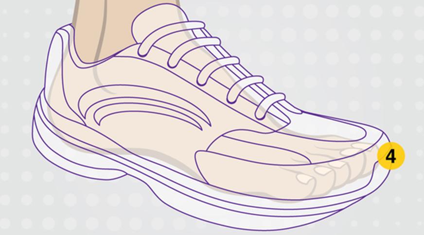 خرید کفش پیاده روی خوب