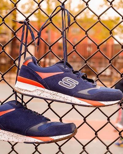 مدل کفش کتونی اسکچرز