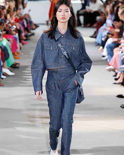 مدل شلوار جین زنانه جدید 2018