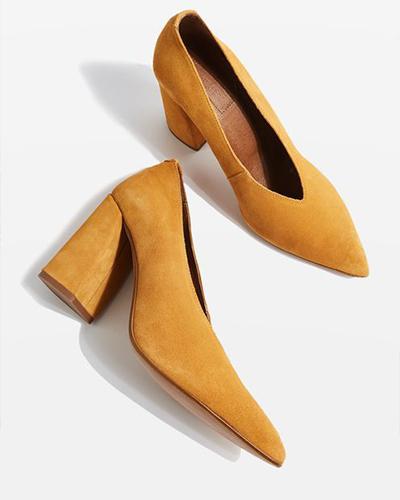 مدل پاشنه کفش پاشنه دار زنانه