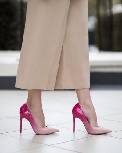 مدل کفش پاشنه بلند مجلسی شیک 2018