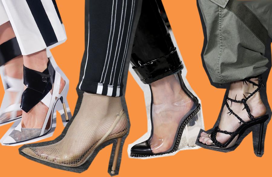 همقدم با Vogue و مد ۲۰۱۸ انواع کفش بهار و تابستان !