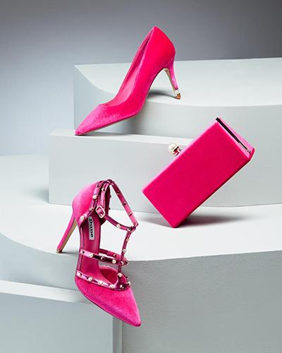 مدل کیف و کفش تابستانی زنانه شیک