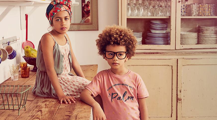 مدل لباس بچگانه مانگو