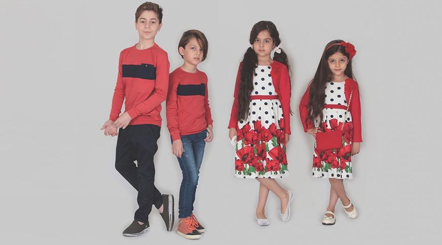 مدل لباس بچه راحتی خانگی شیک
