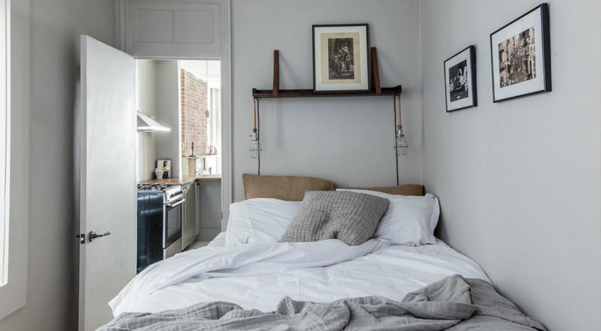 مدل تخت خواب جدید برای اتاق خواب کوچک