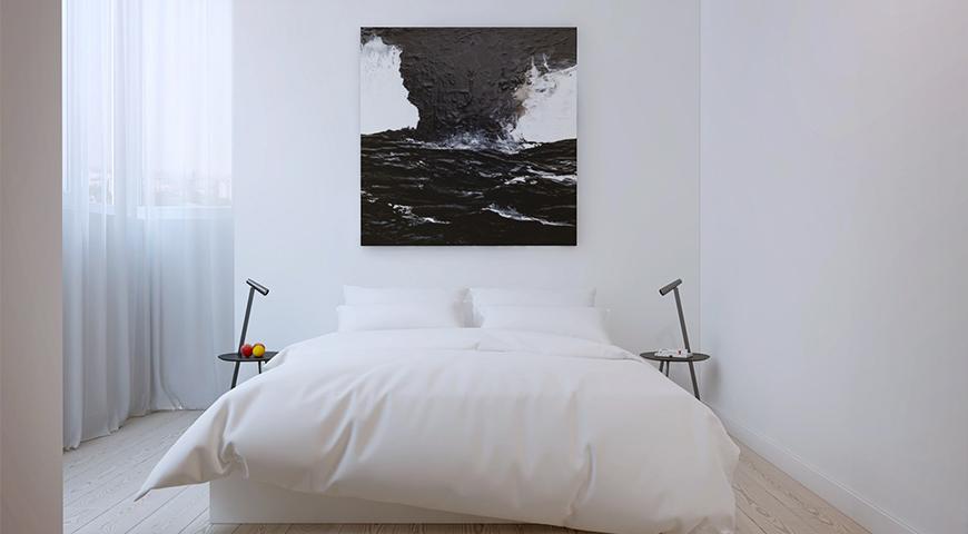 مدل دکوراسیون اتاق خواب کوچک