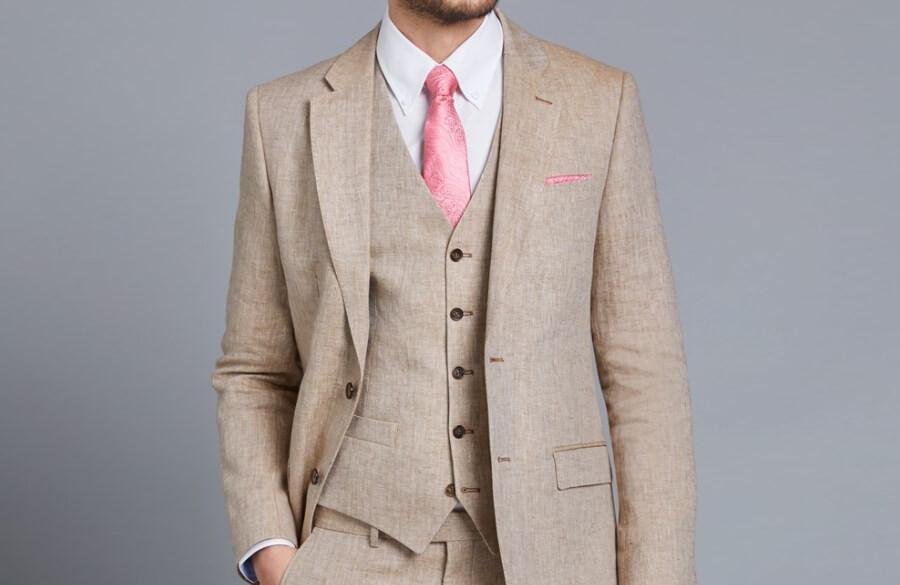 کت مردانه رنگ روشن